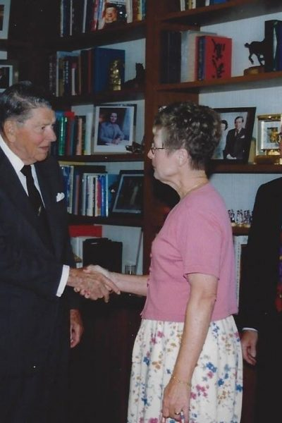 The Gipper and the Colonel